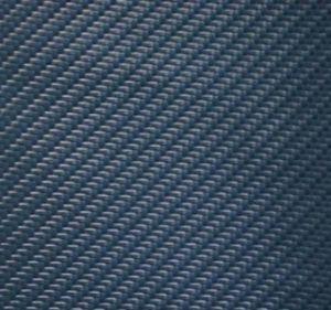 Carbon Fiber Blue Wave